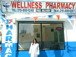 wellness pharmacy front