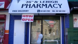 26th and Lehigh Pharmacy