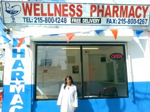 wellness pharmacy front